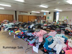 Spring Rummage Sale 2019 | The United Methodist Church at Newfoundland