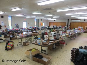 Spring Rummage Sale 2019 | The United Methodist Church at